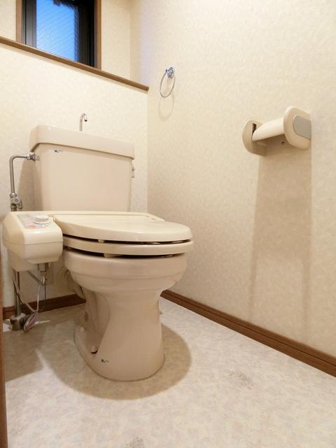 アネックスけやき通り / 403号室トイレ