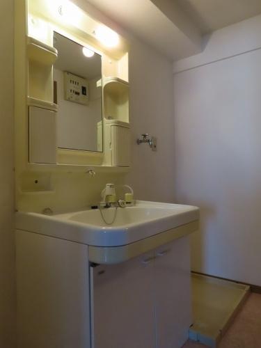 シャトレ天拝 / 701号室トイレ