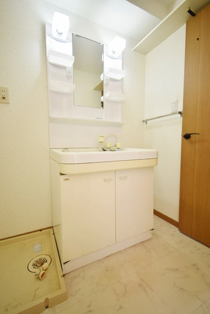 シャトレ天拝 / 702号室洗面所