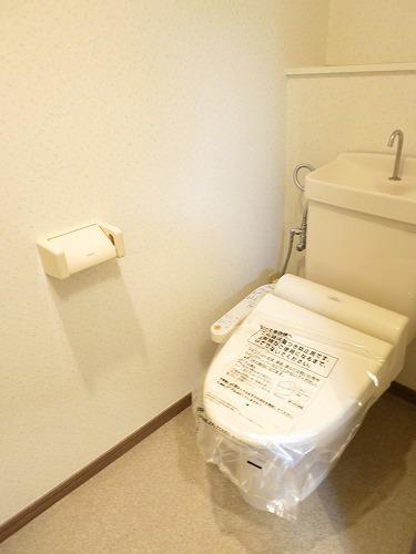 グランドゥール筑紫野 / 305号室トイレ