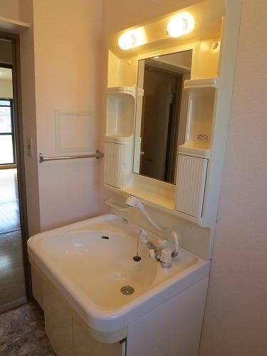 グランドゥール筑紫野 / 402号室洗面所