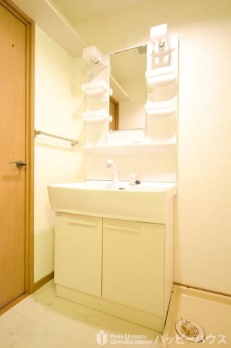 レジデンス俗明院 / 403号室トイレ