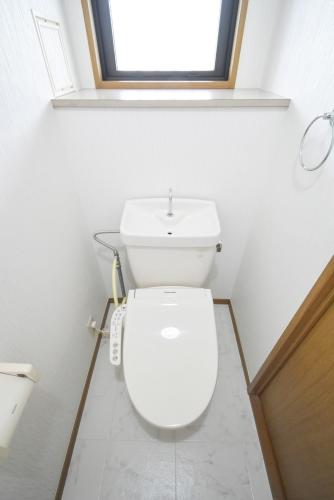 ピア観世S-N / N-302号室トイレ