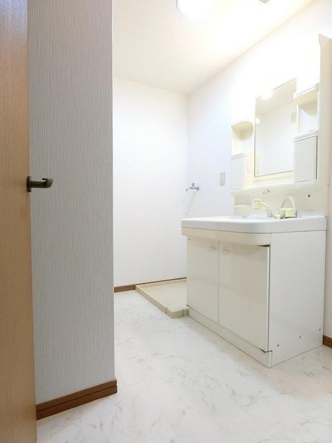 ピア観世S-N / S-206号室洗面所