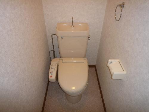 フルール98 / 202号室トイレ