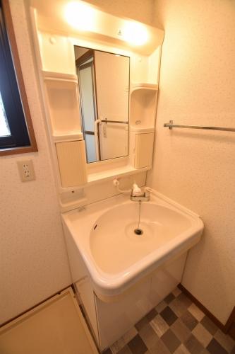 フレア水城 / 106号室洗面所