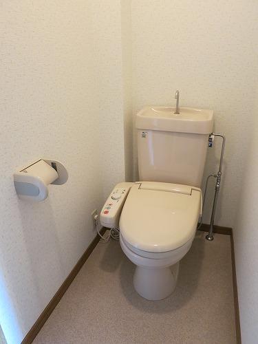フレア水城 / 205号室洗面所