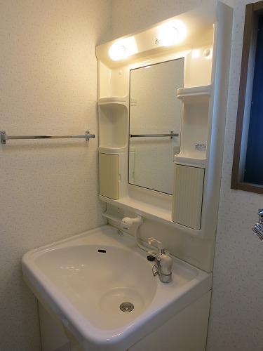 フレア水城 / 206号室洗面所