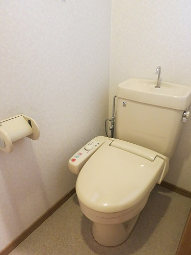 エクセレント中嶋Ⅲ / 202号室トイレ