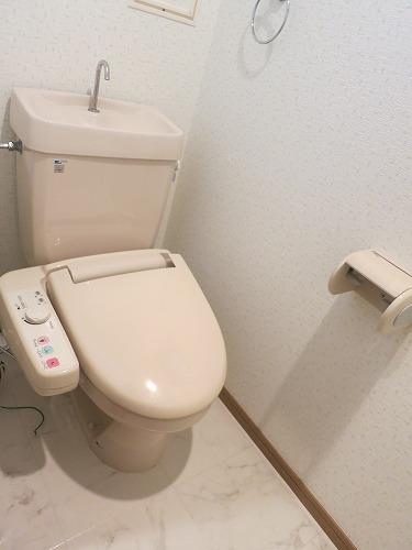 エクセレント中嶋Ⅲ / 501号室トイレ