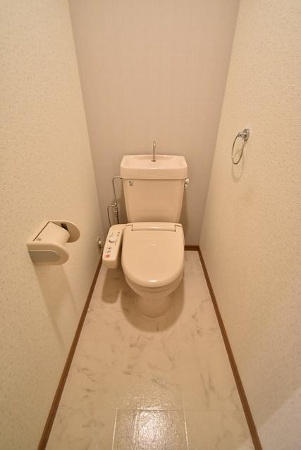 グランドゥール祥雲 / 402号室トイレ