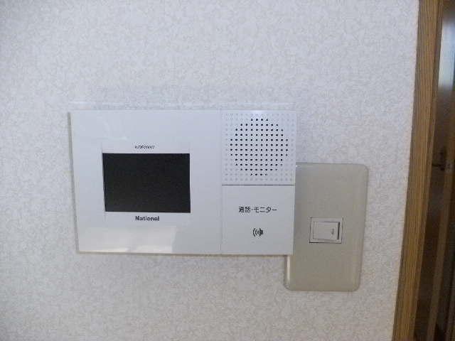 映好庵Ⅱ / 102号室セキュリティ