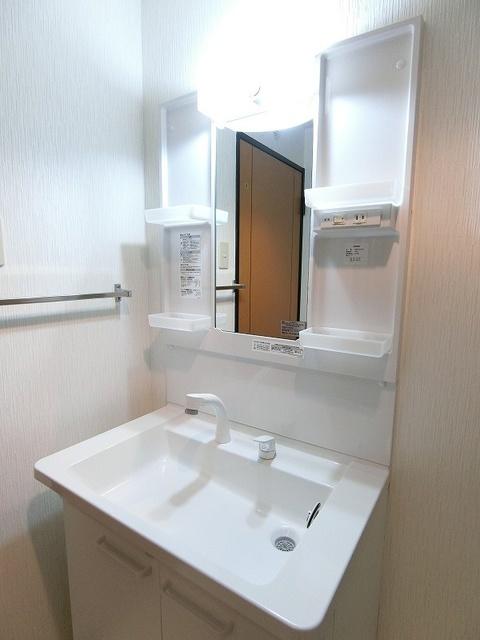 ディナスティⅧ / 501号室洗面所