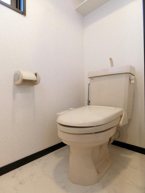カサグランデ筑紫 / 501号室トイレ