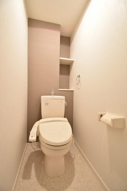 プレジデント正弥朱雀(ペット可) / 705号室トイレ