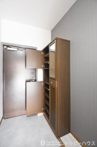エステート杉塚 / 302号室収納