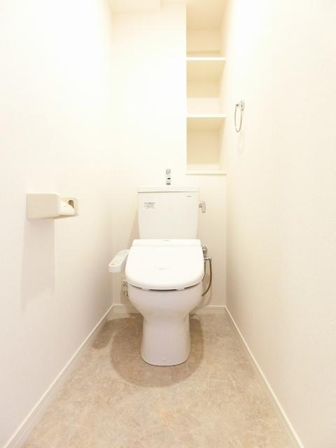 エルマーナⅡ / 602号室トイレ