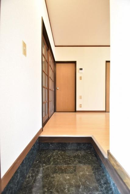 サンライトハイム(ペット可) / 102号室玄関