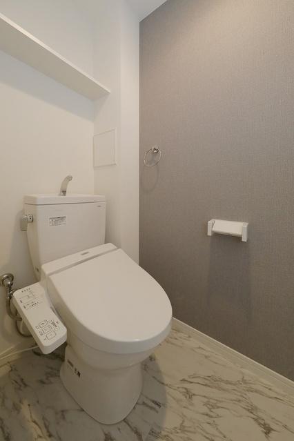 ネクスト二日市南 / 802号室トイレ
