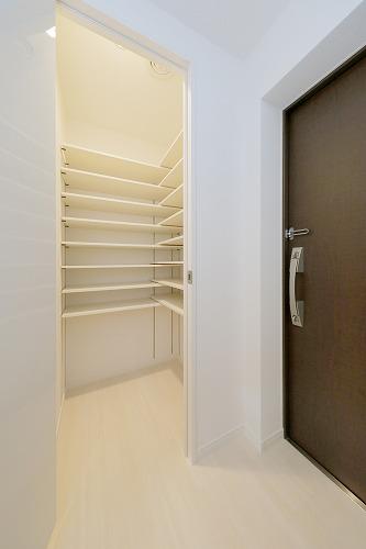 仮)プレアev湯町3丁目マンション / 510号室収納