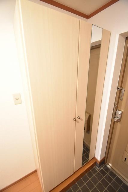 シャトレ針摺 / 102号室玄関