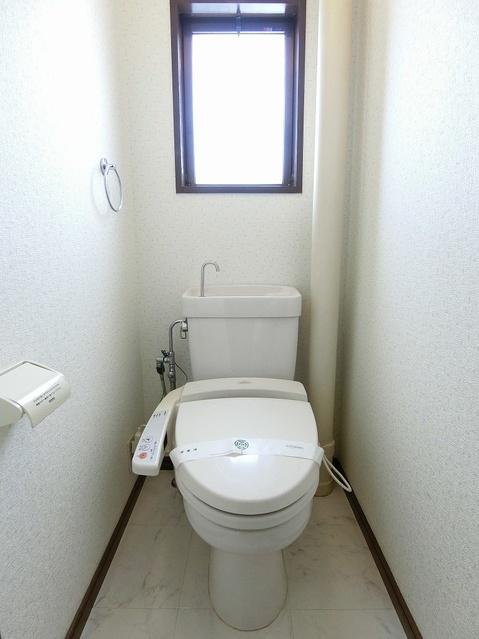 シャトー渡辺 / 305号室トイレ