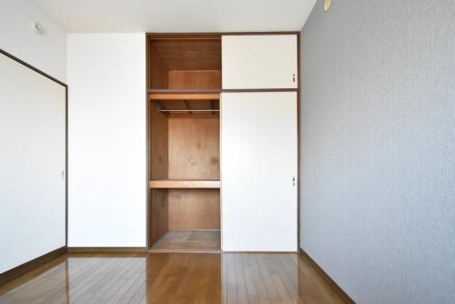 シャトー渡辺 / 403号室収納