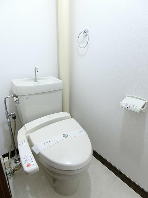 シティハイツ萩尾 / 405号室トイレ
