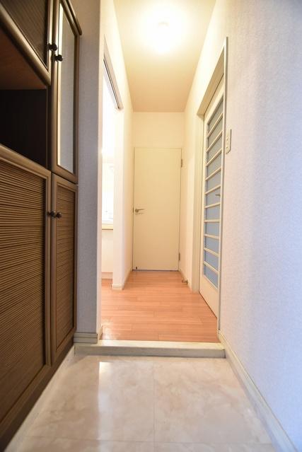 レピュートMF / 205号室玄関