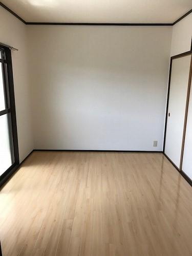 ドミール水城 / 305号室バルコニー
