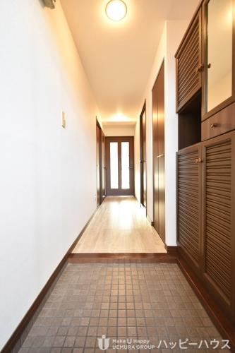 サンライズ天拝 / 301号室玄関