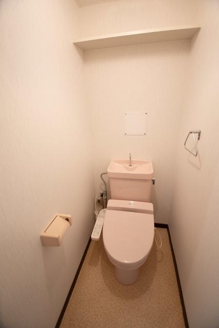サンライズ天拝 / 402号室トイレ