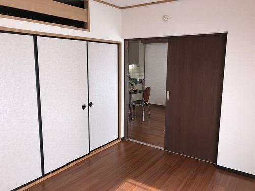 エクセレント中嶋Ⅱ / 302号室収納