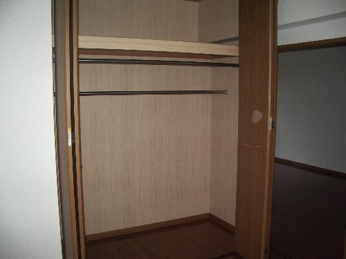 シャトレ弐番館 / 205号室収納