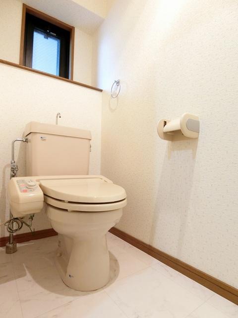 アネックスけやき通り / 301号室トイレ