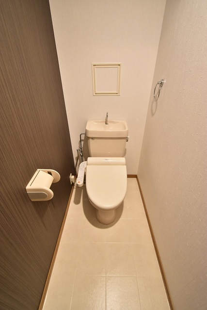 シャトレ天拝 / 102号室トイレ