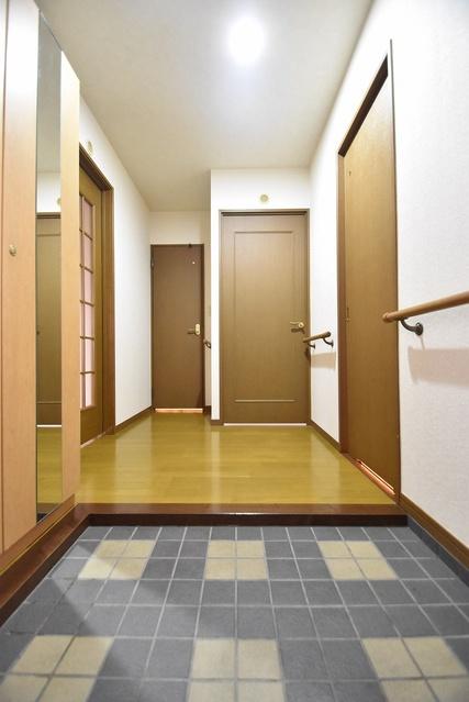 グリーンヒルズ桜台 / 2-205号室玄関