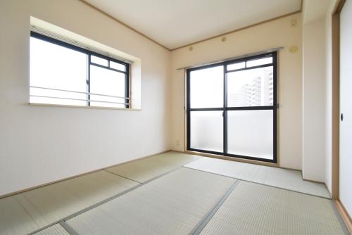 フルール98 / 401号室バルコニー