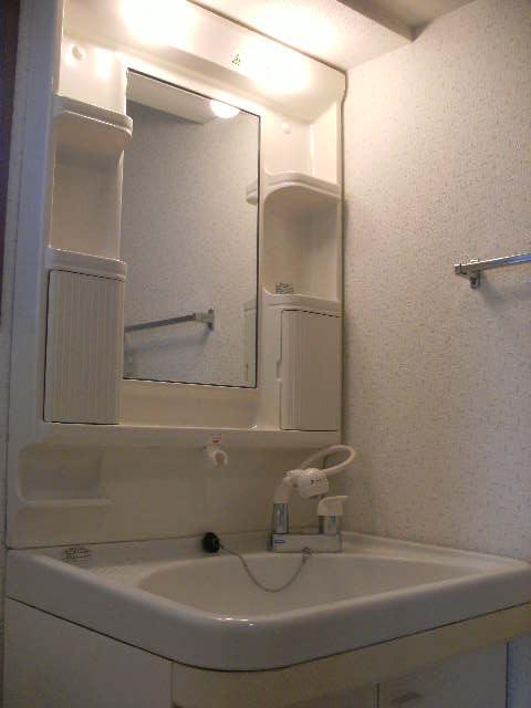 プレミール筑紫 / 701号室洗面所