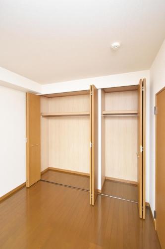 ルミエール'98 / 306号室収納