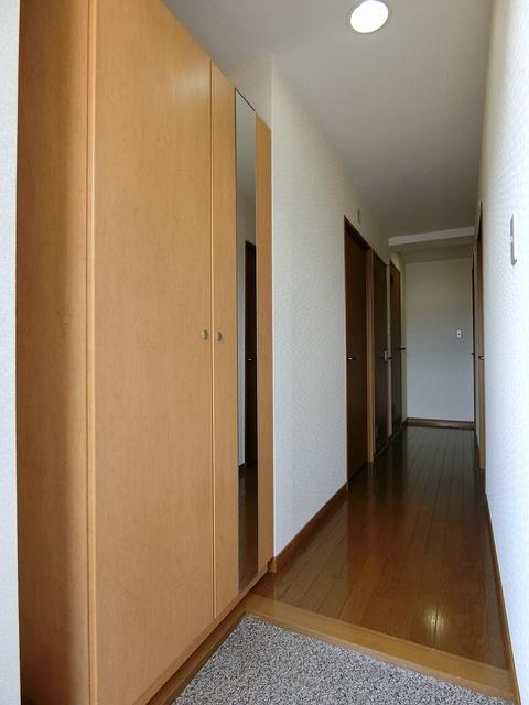 グランドゥール祥雲 / 601号室玄関