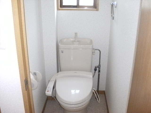 映好庵Ⅱ / 102号室トイレ