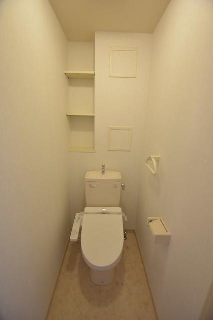 フローラ綾 / 303号室トイレ