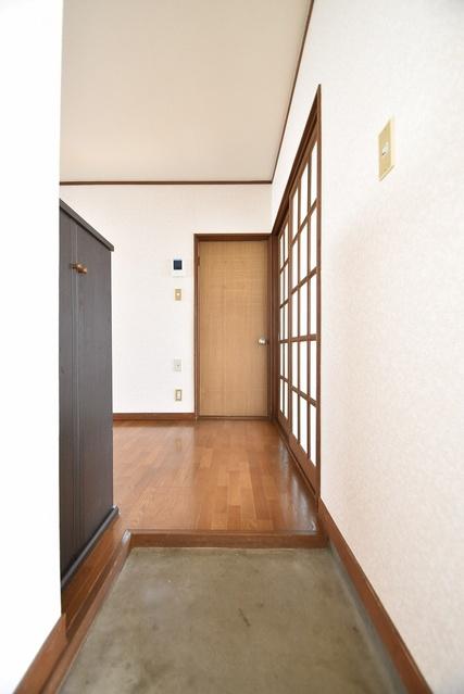 サンライトハイム(ペット可) / 101号室玄関