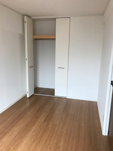 パークサイド橘 / 201号室収納