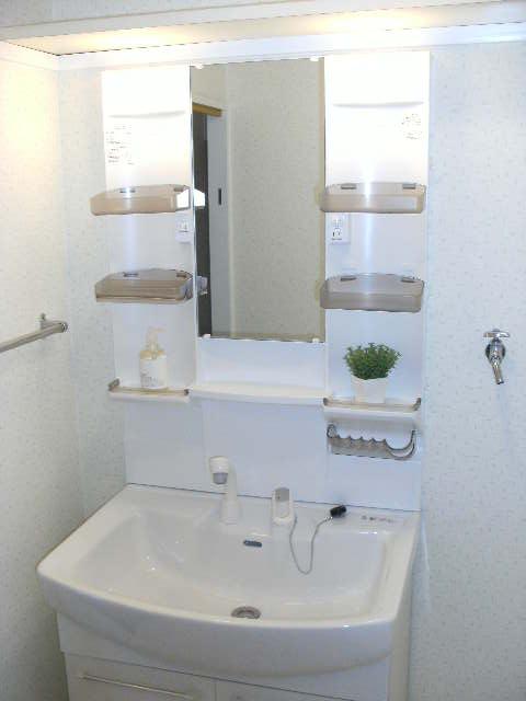 シャトレ針摺 / 302号室洗面所