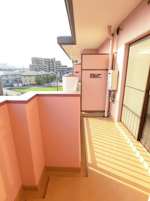 シティハイツ萩尾 / 405号室バルコニー