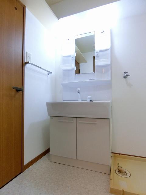 シャトレ壱番館 / 503号室洗面所