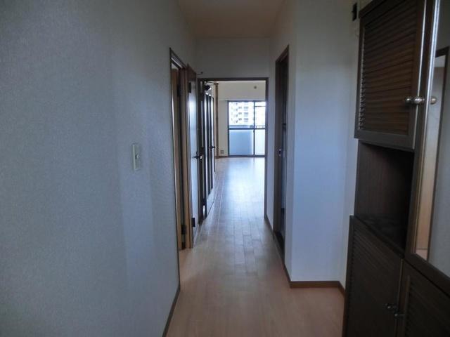 シャトレ壱番館 / 602号室玄関