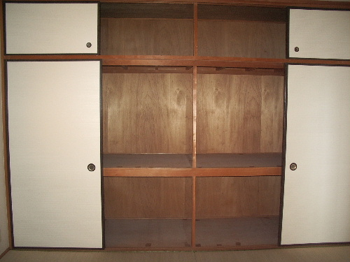 コーポユキⅡ / 102号室収納